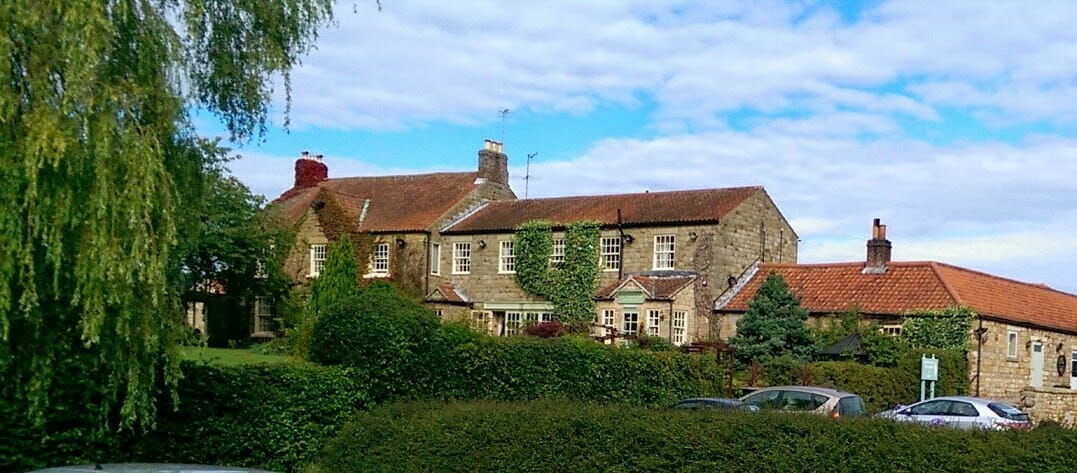 Yorkshire's most romantic hotel–OX Pasture Hall