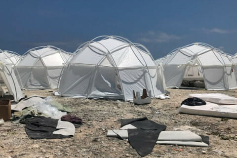 PR Stunt of the Month – Shutterstock Fyre Festival Video