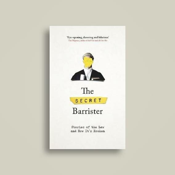 THE SECRET BARRISTER BOOK REVIEW