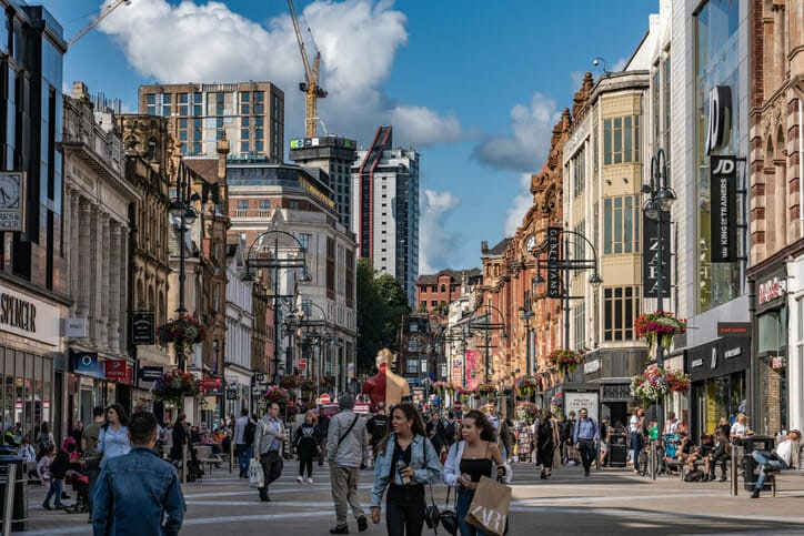 Could Leeds, Manchester or Sheffield provide a new Northern PR powerhouse?